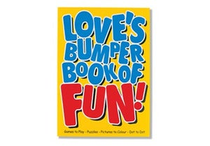 Bumper Book of Fun - &pound;10,000.00
