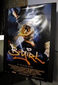 Image of B-GIRL Poster (Signed!)