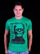 Image of 'Original Classics' Frankenstein Tee Embellished w/ Swarovski Crystals