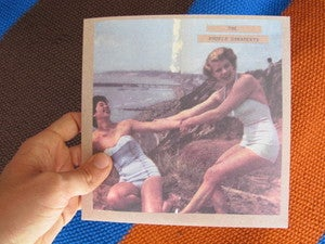 Image of The Proper Ornaments-debut &quot;Recalling&quot; 7&quot;