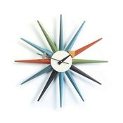 Image of Sunburst Clock
