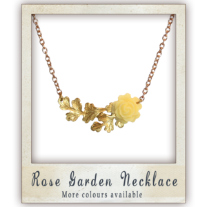 Image of Rose Garden Necklace