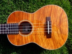 Image of Makai Semi Maple Tenor