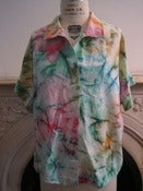 Image of Tye Dye Watercolor Shirt