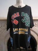 Image of New York/Boston Los Angeles Puff Paint Tee