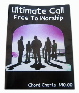 Image of Free To Worship Chord Chart [ON SALE]