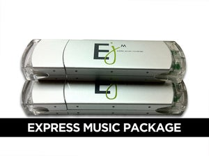 Image of Express Music Package