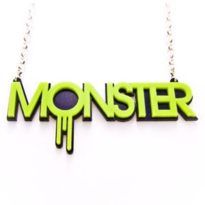 Image of Monster Necklace