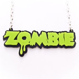 Image of Zombie Necklace