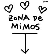 Image of Vinilo Chispum Zona de Mimos