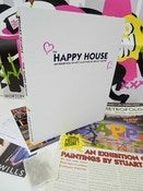 Image of Signed / hand finished The Happy House catalogue