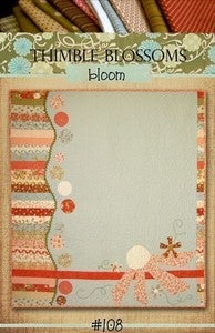 Image of Bloom- pattern 108
