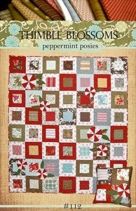 Image of Peppermint Posies- Pattern 112