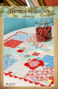Image of Dainty- Pattern 123
