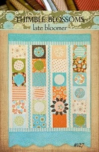 Image of Late Bloomer- Pattern 127