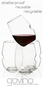 Image of GOVINO WINE GLASSES SET