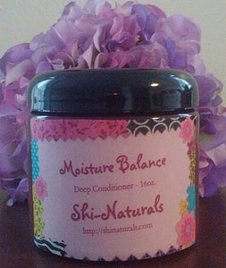 Image of Moisture Balance Deep Conditioner