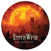 "Image of Innerwish - ""No turning back"" limited picture disc"