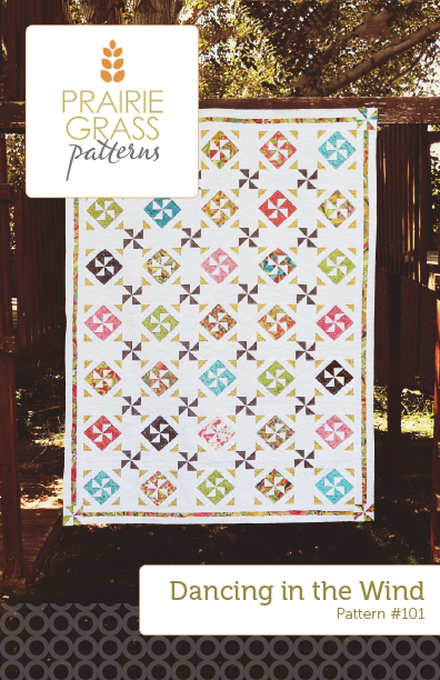 Image of Dancing in the Wind: Quilting Pattern #101