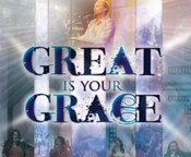 Image of Great Is Your Grace - (CD)