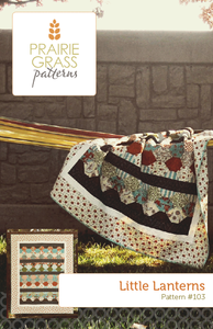 Image of Little Lanterns: Quilting Pattern #103