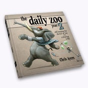 Image of The Daily Zoo - Year 2 Hardcover