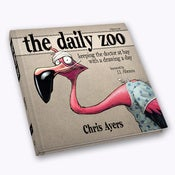 Image of The Daily Zoo - Vol. 1 Hardcover