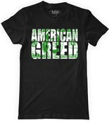 Image of AMERICAN GREED