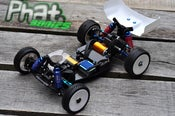 Image of PHAT Chunk 1/16th 2WD B4 Conversion Kit