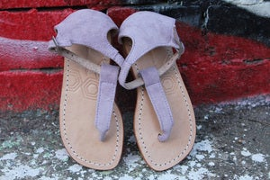 Image of Aliki in Suede Lavender
