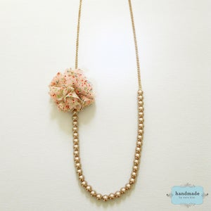 Image of Dandelion Necklace