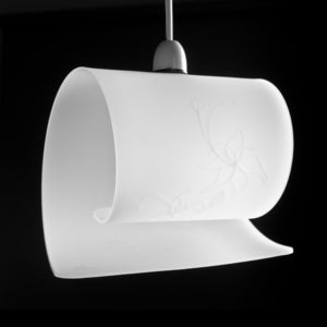 Image of Loopy Light, Polar White 