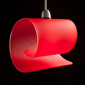 Image of Loopy Light, Chilli Red