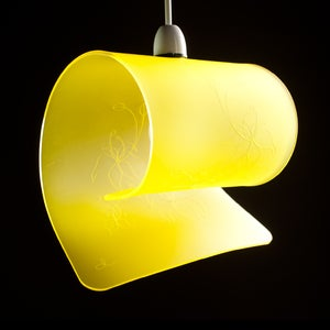 Image of Loopy Light, Citrus Yellow
