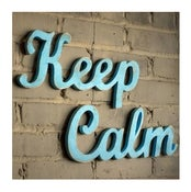 Image of Keep Calm Sign