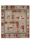 Image of Scandinavian Christmas BOM pattern set