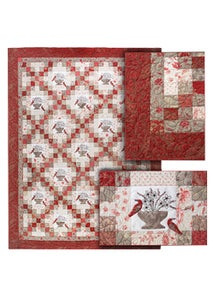 Image of Irish Birds quilt pattern