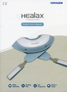 Image of On Sale - BUY HEALAX SHOULDER MASSAGER - Great for tired, tight/stiff SHOULDER-BACK MUSCLES - FREE S