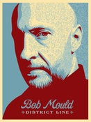 Image of SALE! Bob Mould Print by Shepard Fairey - OBEY