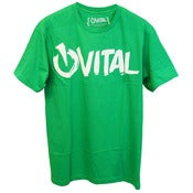 Image of Brush T-Shirt, Green