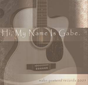 Image of Hi, My Name Is Gabe (Digital)