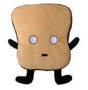 Image of Mega Mr Toast Doll
