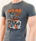 Image of Men's Ed Roth El Camino Muscle Car T-Shirt