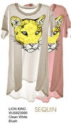 "Image of Wildfox Sequin ""Lion King"""