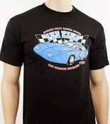 Image of Men's 1970 Petty 43 Plymouth Superbird T-Shirt
