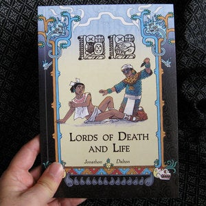 Image of Lords of Death and Life