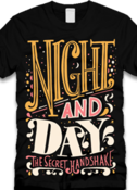 Image of Night &amp; Day T-Shirt