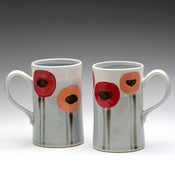 Image of Tall Poppy Mug