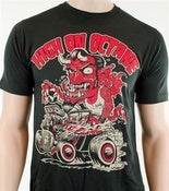 Image of Men's Devil in a Rat Rod T-Shirt