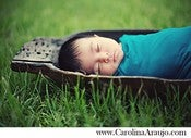 Image of Large Distressed Trench Bowl - Photography Photographer Newborn Prop - MUST HAVE!